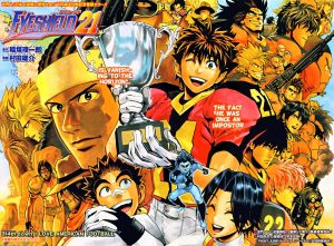 Don't Miss Out The Best Sport Manga Of All Time To Push Your Passion 6